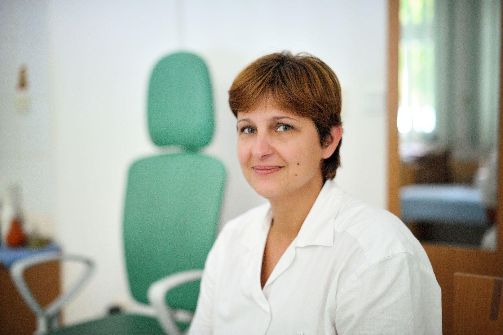 MUDr. Mária Chebeňová